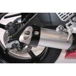 Yamaha R6 06-10 - Protection d'échappement Hexagonal