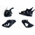 S1000RR 09/11 - Carbone Complete Race Fairing (4 pieces)