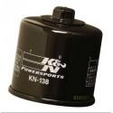 FILTRE A HUILE KN (KN-204) - CBR600RR 2003-2012 (avec et sans ABS)