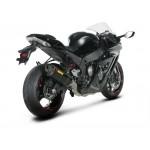 ZX-10 R 2011-2013 - Ligne complete Evolution line Titan + silencieux Carbone