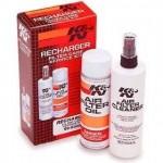 K&N kit Entretien Filtre à Air (KN ou BMC) Nettoyage + Graissage