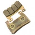 CBR600F 01-03 - FERODO Sintergrip FDB2079ST PLAQUETTE AV. (PAIRE)