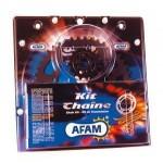 HONDA CBR 1000 RR  (08-11) - Kit Chaine AFAM/DC - Pignon Acier / Couronne Acier / Chaine DC50MZX-G