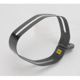akrapovic pi ce d tach e collier bride de fixation carbone pour silencieux akrapovic rtype. Black Bedroom Furniture Sets. Home Design Ideas