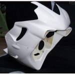 HONDA CBR600F / FS 600 F / FS 01 - 02 - Kit Carénage Piste Poly