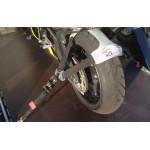 TyreFix - Bloque roue arrière pour moto route/sportive/roadster.....