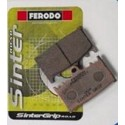 DAYTONA 675 / R 06>12 - FERODO SINTERED PLAQUETTE ARR. (PAIRE) FDB531ST