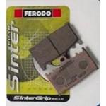 DAYTONA 675 / R 06-12 - FERODO SINTERED PLAQUETTE ARR. (PAIRE) FDB531ST