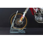"Steady Stand Fix modèle 190 Galvanisé / Béquille de Transport Cross/Enduro 18""-21"" / 90-100"