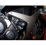 CBR600RR (07-08) - RG RACING CRASH PROTECTOR Aero Style