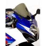 GSXR 1000 K7-K8 - 07-08 - Zero Gravity Bulle Doubble Bubble Racing