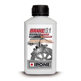 ipone brake dot 5 1 liquide huile de frein 250ml 511 motofun. Black Bedroom Furniture Sets. Home Design Ideas
