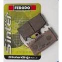 APRILIA RSV 1000 01>09 - FERODO SINTERED PLAQUETTE ARR. (PAIRE)