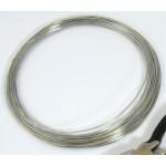 Fil a freiner (fil frein) bobine, fil inox 0.7mm x 30m