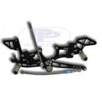 R1 (09-13) - PPTUNING Commande Reculée Ajustable, boite Standard incl. durite avia. frein arr.