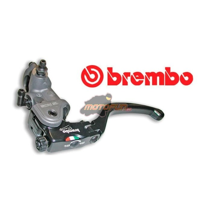 brembo pr16rcs pr16 rcs maitre cylindre embrayage moto 110 motofun. Black Bedroom Furniture Sets. Home Design Ideas