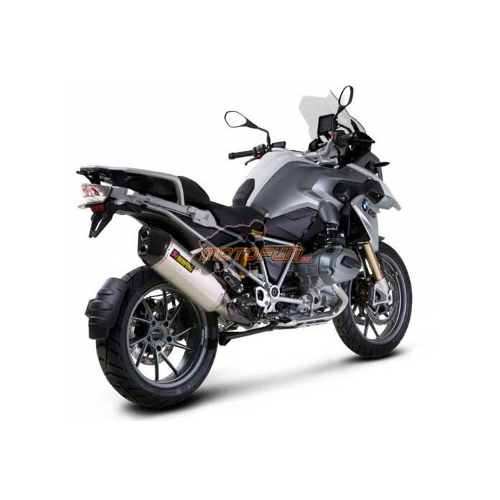 akrapovic pi ce d tach e bmw r 1200 gs 13 18 adventure 14 18 collecteur akrapovic racing. Black Bedroom Furniture Sets. Home Design Ideas
