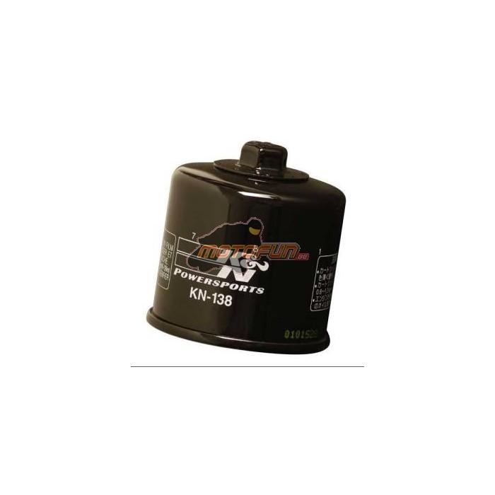 ducati 848 evo corse 2008 2013 filtre a huile kn kn 153 motofun. Black Bedroom Furniture Sets. Home Design Ideas
