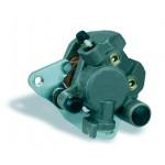 Etrier de frein moto/quad NISSIN 1 piston entraxe 90 Montage Axial
