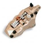 Etrier de frein moto NISSIN 6 pistons entraxe 90mm Montage Axial