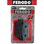 "KAWASAKI Z750 (07-10) - FERODO Plaquette de Frein Avant Type ""P"" (PAIRE) FDB570P"