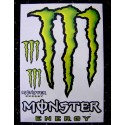 Monster Energy - Sticker/Autocollant Extra extra large 35x50cm