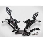 HONDA CBR 1000 RR (08-15) - ARP Racing Commande Reculée Ajustable, boite Standard/Inverse