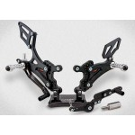 KTM Super Duke 990 (06-12) - ARP Racing Commande Reculée Ajustable, boite Standard/Inverse
