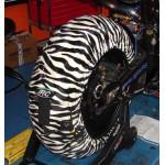 IRC Couverture Chauffante EXPERIENCE 120/190 – 120/215 ANIMAL ( Leopard - Tigre – Vache – Zebre )