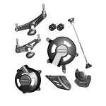 Akrapovic - Pièce Détachée - P-RKS121TT40 - Kit de réparation muffler sleeve kit