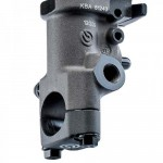 GSX-R 1000 01-08 - AFAM Couronne 530 Aluminium HARD