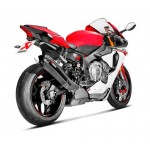 Yamaha YZF-R1 / R1M (15- ) - Akrapovic Slip-On Line (Carbon) S-Y10SO13-HHX2C