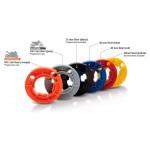 LIGHTECH - PIÈCE DÉTACHÉE - FTR112NER - Rear Set Replacement Brake Side Adjustable Plate