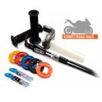 LIGHTECH - PIÈCE DÉTACHÉE - FTR106NER - Rear Set Replacement Gear Side Adjustable Plate