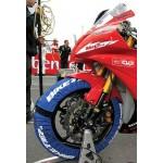 Couvertures chauffantes Moto 125cc (90-125-17) Biketek