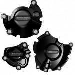 Yamaha YZF-R1 2015-16 - GBRacing Kit Protection Carters Moteur COMPLET