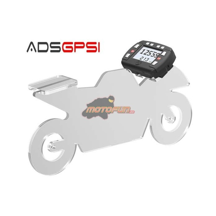 alfano adsgpsi chrono autonome avec gps int gr motofun. Black Bedroom Furniture Sets. Home Design Ideas
