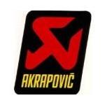 Akrapovic - Pièce Détachée - P-HST1AL - Autocollant - sticker HOR 180 AL