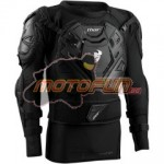 THOR SENTRY XP OFF ROAD GUARD BLACK L/XL - Pare Pierre Motocross, Enduro