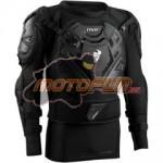 THOR SENTRY XP OFF ROAD GUARD BLACK L/XL - Pare Pierre Motocross, Enduro