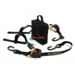 Acebikes Auto Retractable Ratchet Tie Down Kit