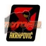 Akrapovic - Pièce Détachée - V-EC234 - Embout Echappement