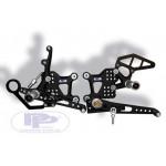 BMW S1000RR (09-13) - PPTUNING Commande Reculée Ajustable, boite Inversée