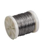 Fil a freiner (fil frein) bobine, fil inox 0.8mm x 100m