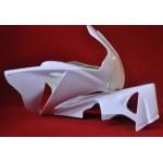 HONDA CBR1000RR 1000 RR 08 - 10 - Kit Carénage Piste Poly