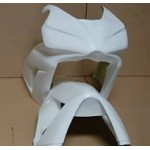 HONDA CBR1000RR 1000 RR 06 - 07 - Kit Carénage Piste Poly
